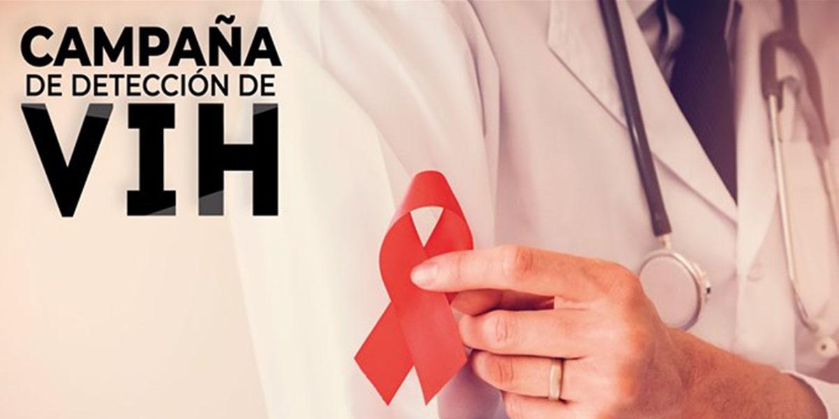 Campaña de Detección de VIH