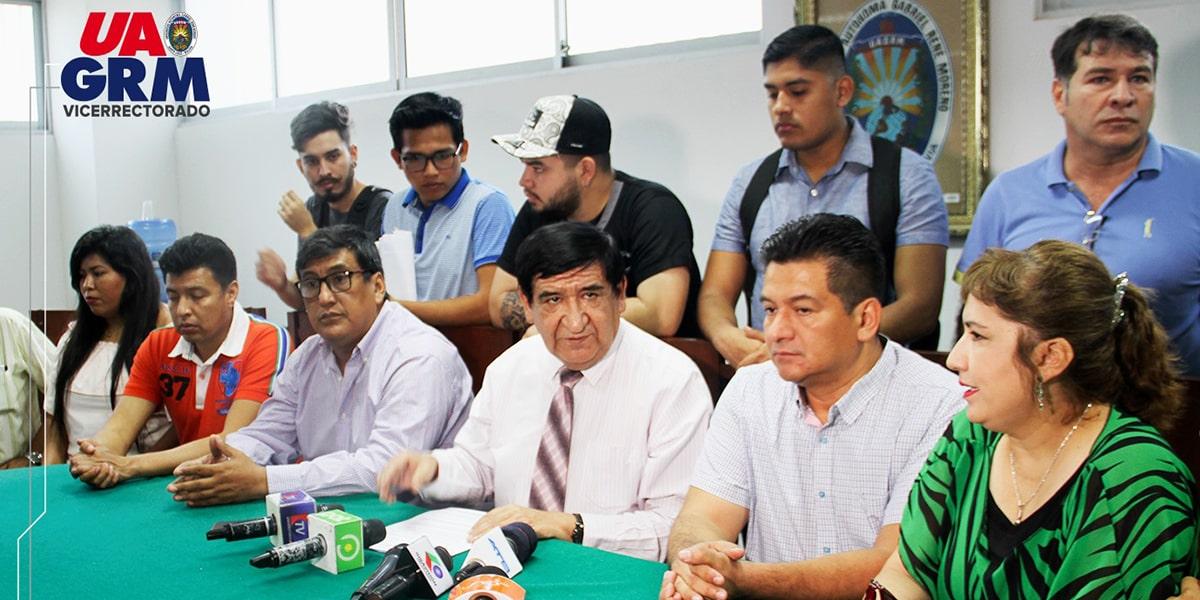 Tolerancia y suspensión de exámenes para estudiantes y docentes que participen en ayuda solidaria en la Chiquitania