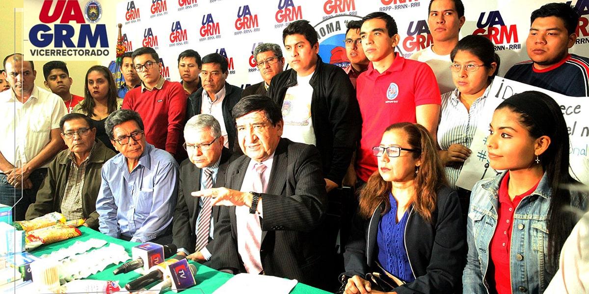 UAGRM se moviliza en apoyo a la Chiquitanía afectada por incendios