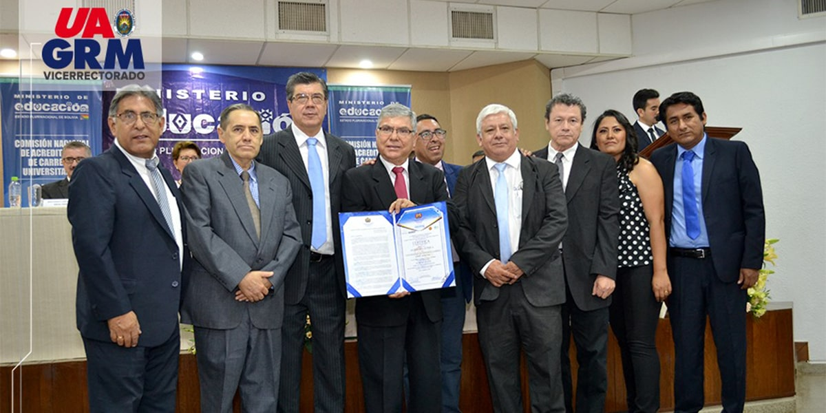Ingeniería Civil e Ingeniería Química recibieron Acreditaciones Internacionales de ARCU-SUR