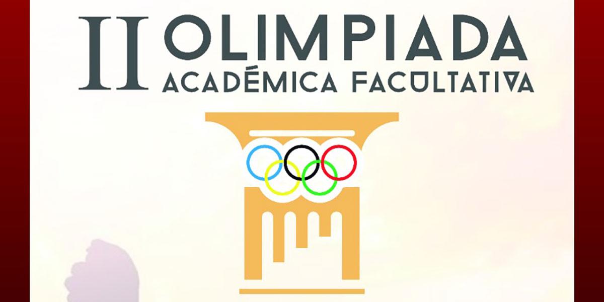 Convocatoria II Olimpiada Académica Facultativa