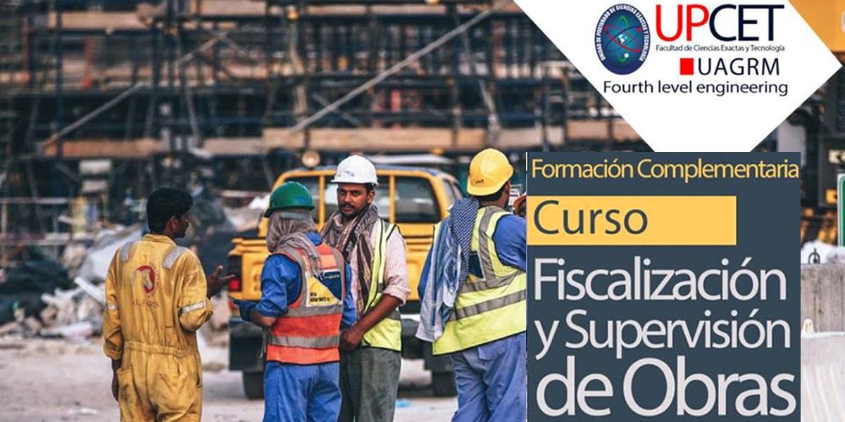 Curso de Fiscalización y Supervisión de Obras Civiles