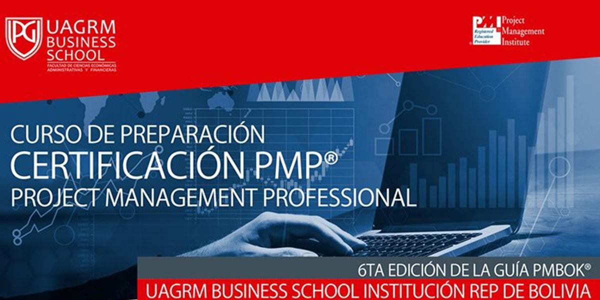 Curso de Preparación para Certificación Internacional PMP