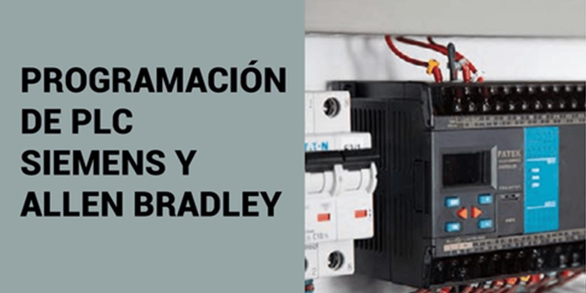 Curso en Programación de PLC, Siemens y Allen Bradley