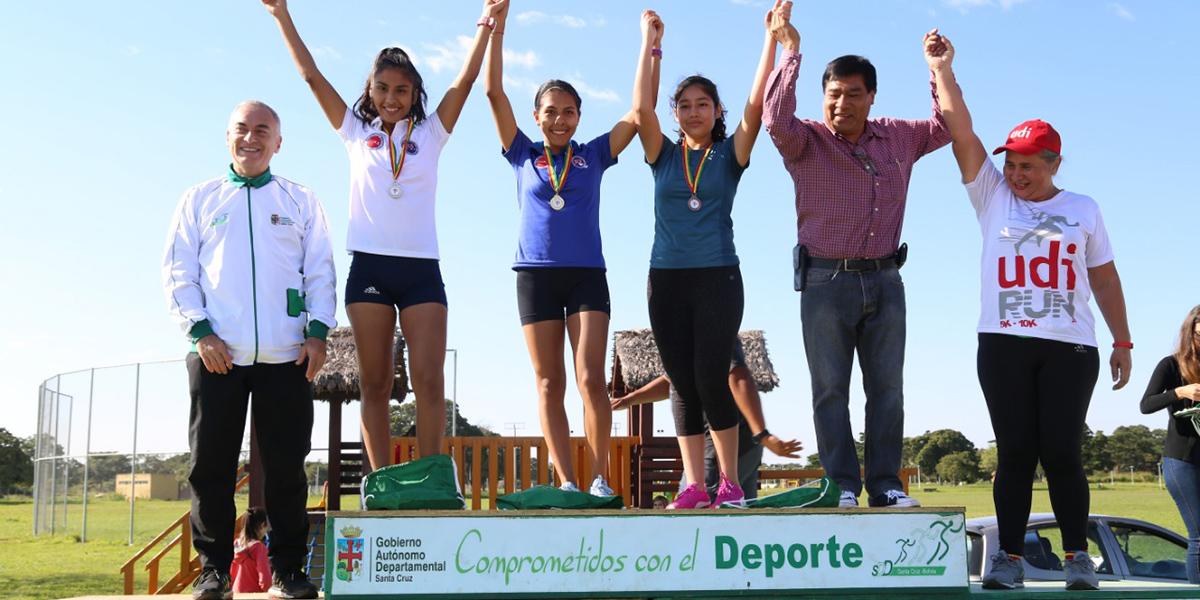"""La """"UAGRM"""" lidera Medallero"""