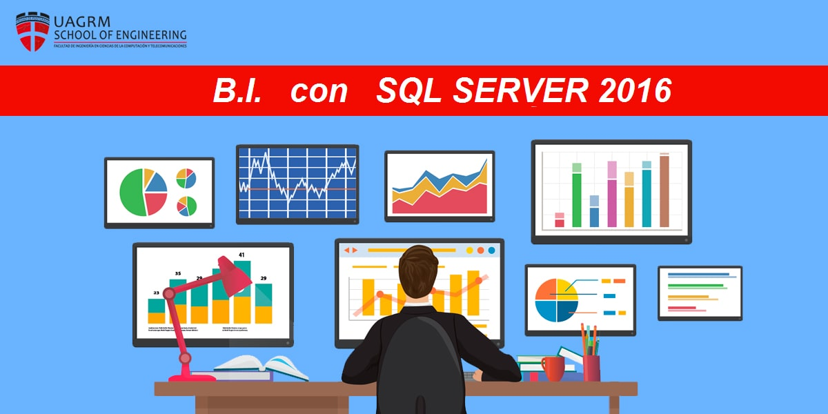 Curso Business Intelligence con SQL SERVER 2016