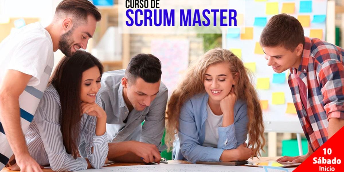 Curso de Scrum Master