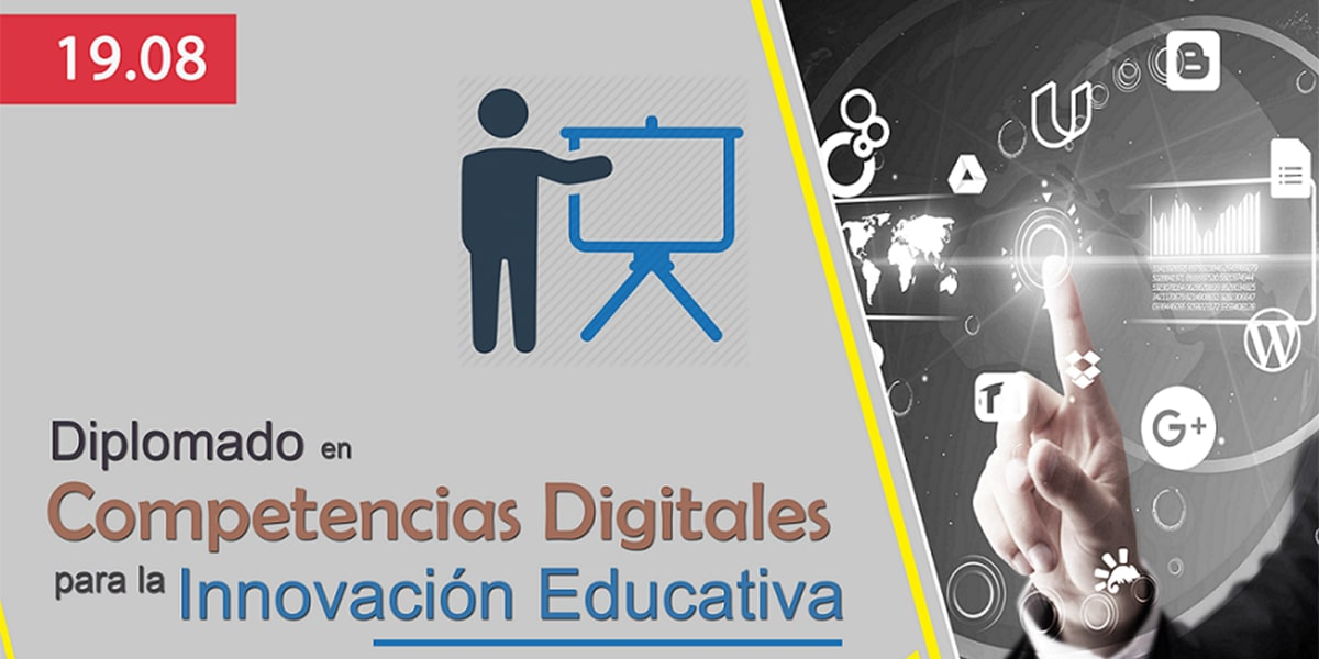 Diplomado en Competencias Digitales para la Innovación Educativa