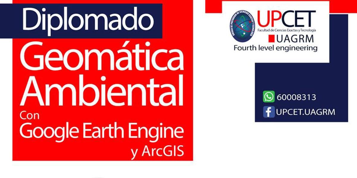 Diplomado en Geomática Ambiental