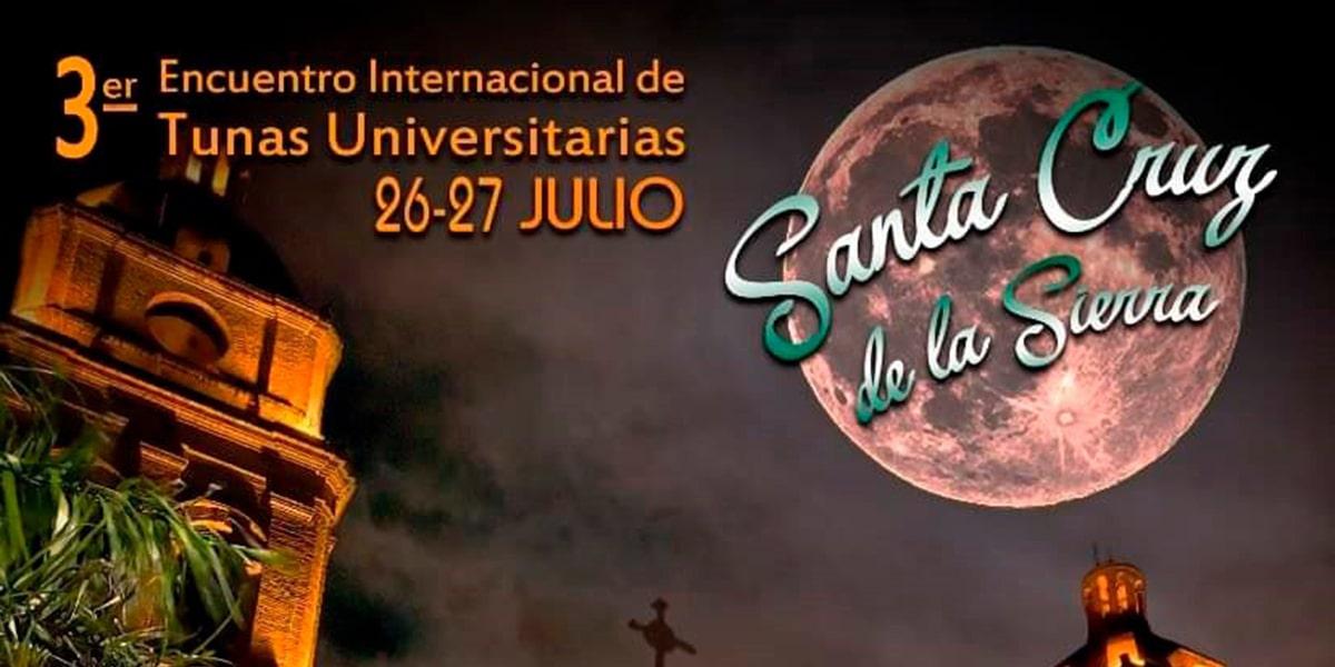 3er. Encuentro Internacional de Tunas