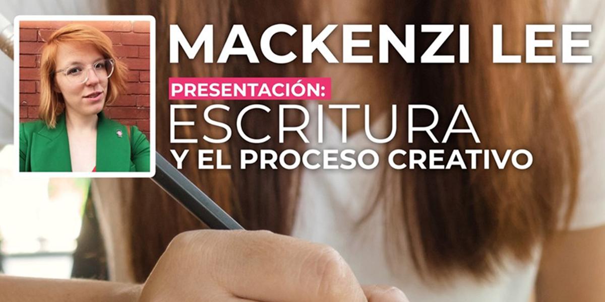 Conferencia de Escritura y el Proceso Creativo