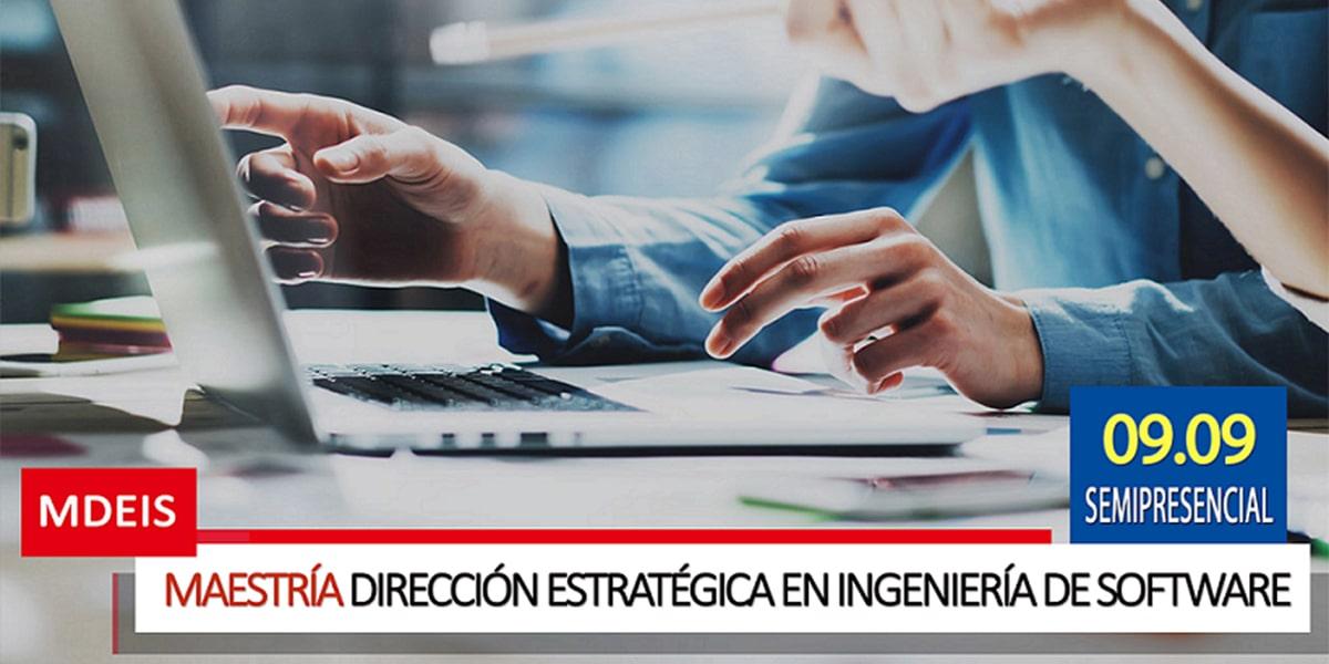 Maestría en Dirección Estratégica en Ingeniería de Software