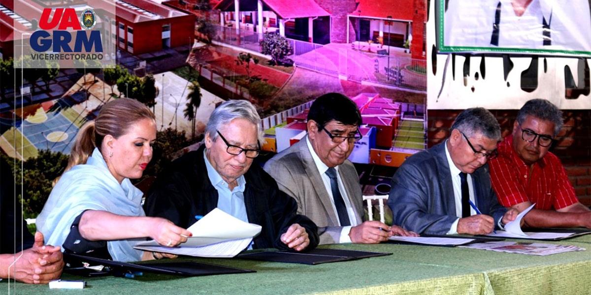 La Alcaldía y la UAGRM abren Universidad Virtual en la Villa Primero de Mayo