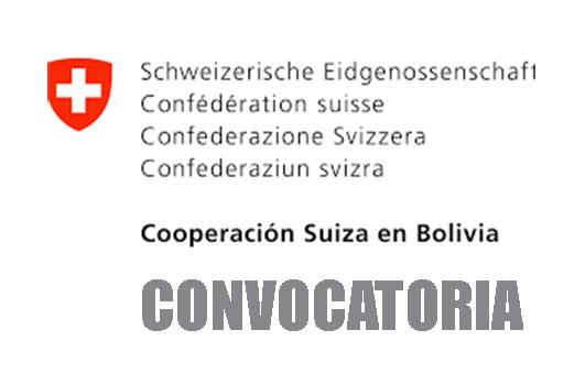 Cooperación Suiza en Bolivia