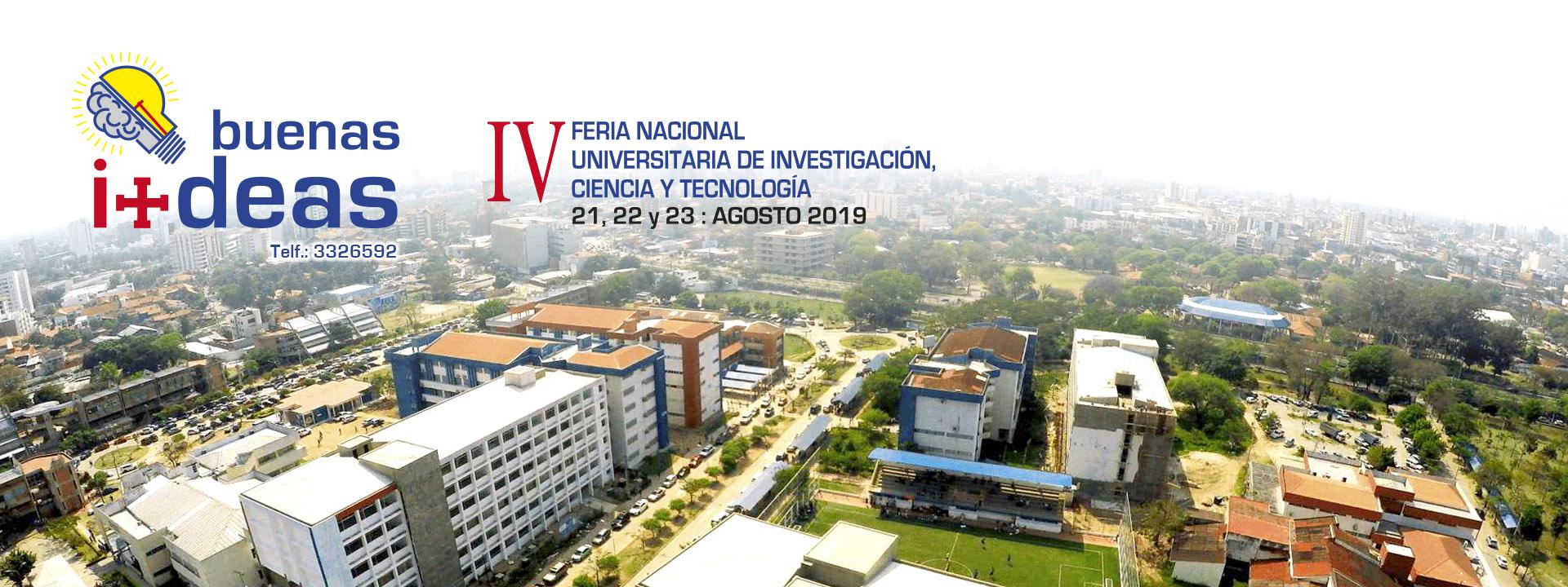 Buenas i+deas 2019