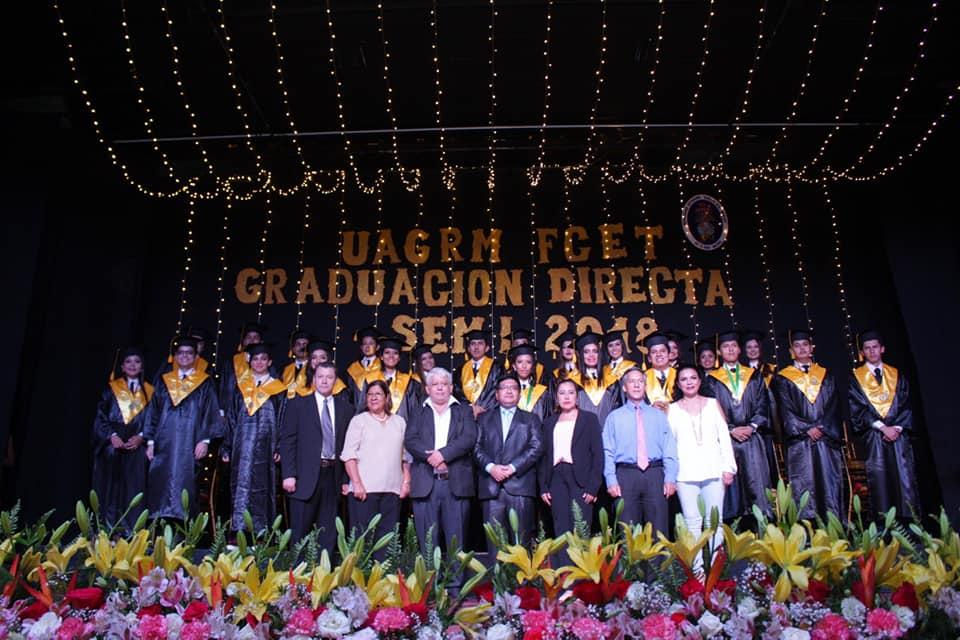 Graduación Directa Sem/I-2018